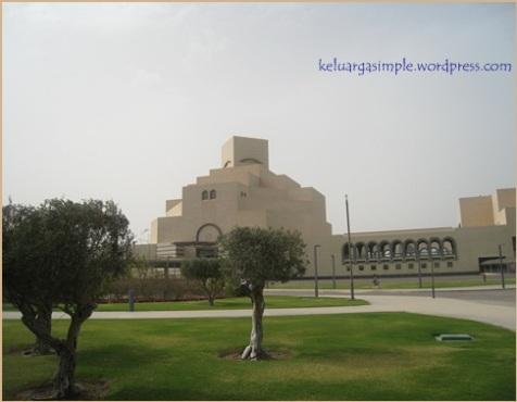 Suka dan Duka Menemani Hidup di Qatar