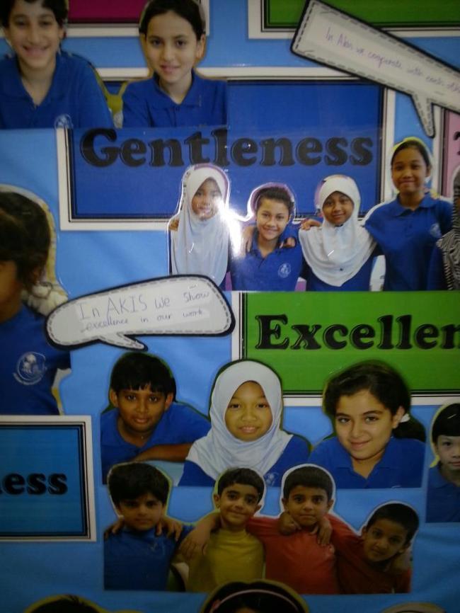 Sekolah Anak di Qatar